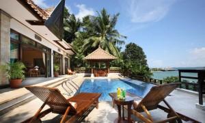 Indra Maya Pool Villa - Private Pool (Sea Front)